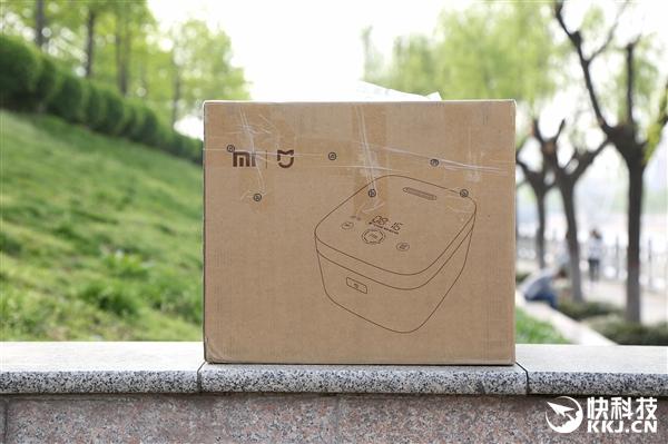米家IH电饭煲4L版开箱图赏:满足8人开饭