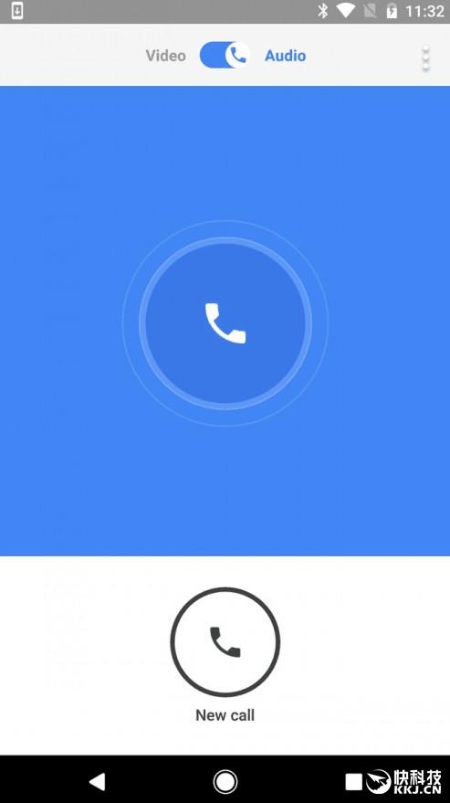 """谷歌简版""""微信""""全球都能用了!界面简洁"""