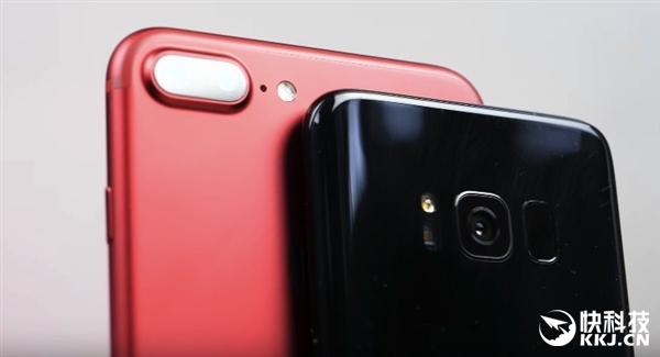 三星S8/iPhone 7+拍照对比:结果很意外!