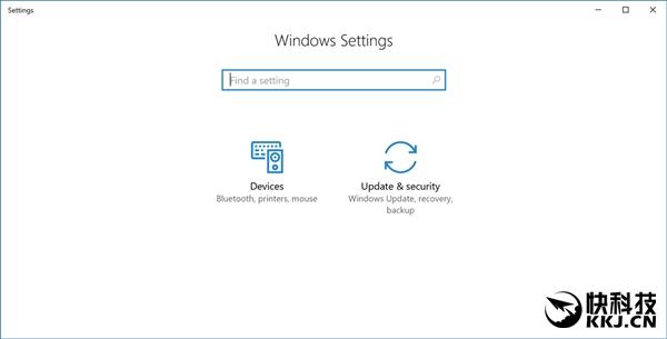 Windows 10创意者更新支持设置页面自定义:一键清爽