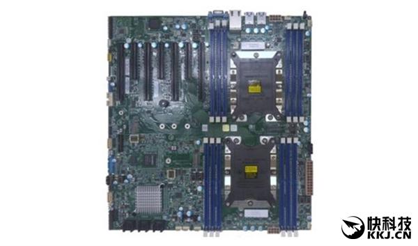 又换了!这就是Intel全新LGA3647接口: TDP最高205W