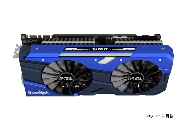 同德推双排四风扇GTX 1080 Ti显卡:噪音比公版还低