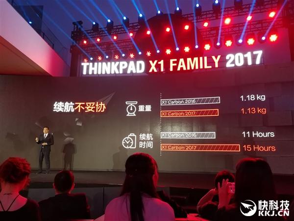 9999元起!联想发布国行ThinkPad X1 Carbon 2017:微边框