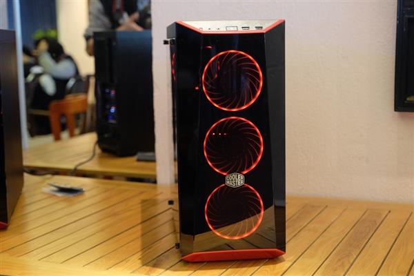299!酷冷至尊MasterBox Lite 5机箱首发:镜面前板颜值惊艳