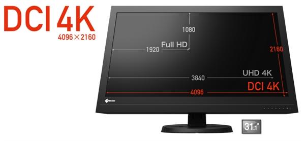 艺卓发布31寸4K HDR旗舰显示器:黑色终于完美