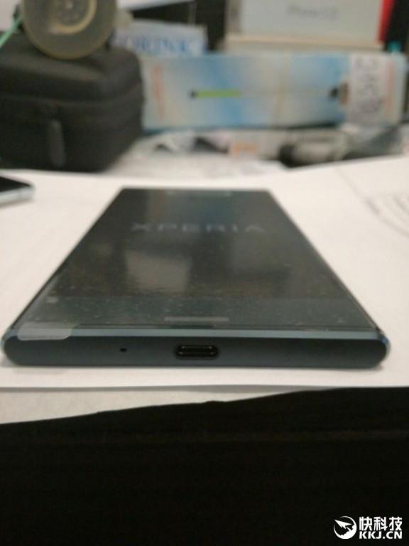 骁龙835+4K屏!索尼XZ Premium工程机偷跑开卖:5061元