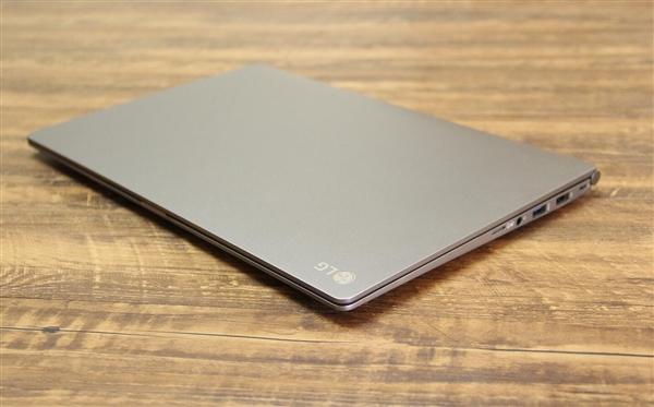 940克极致轻薄!LG gram笔记本现身中国官网