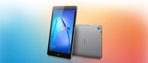 华为发布MediaPad T3平板:4800mAh电池、EMUI5.1