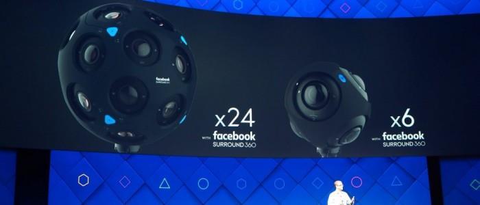 Oculus发布8K六方向移动VR全景摄像机:配24个摄像头