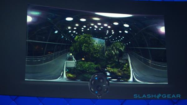 Oculus发布8K六向移动VR全景相机:24个摄像头