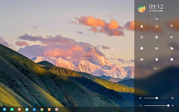 深度操作系统15.4正式发布!界面秒杀Windows