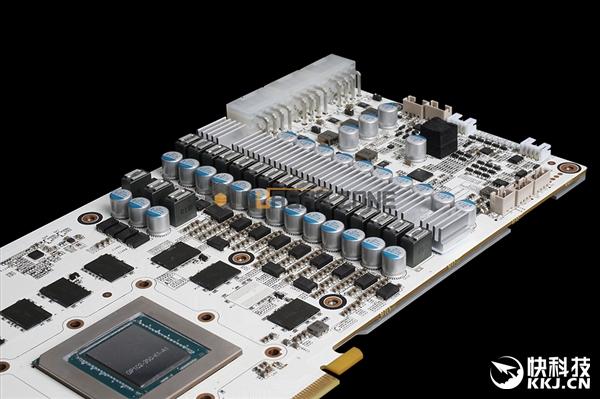 影驰名人堂GTX 1080 Ti曝光:16+3相供电、三8针辅助