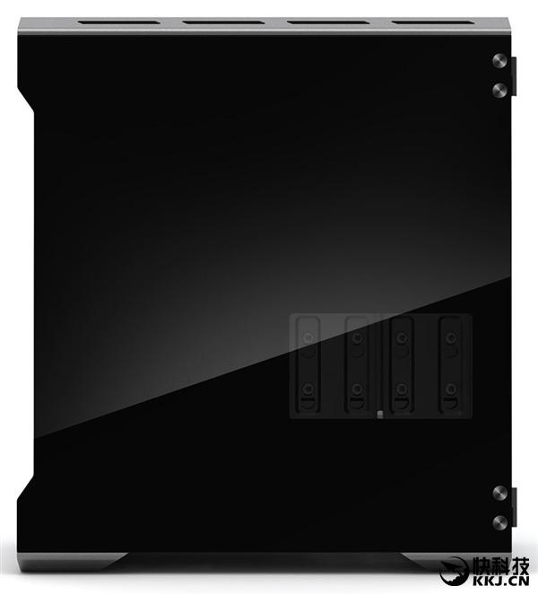 追风者推出Evolv MATX机箱:铰链玻璃门、内部分舱