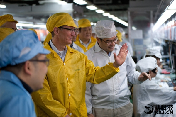 苹果逆天了!iPhone 7S/7S Plus/8要狂产1亿台