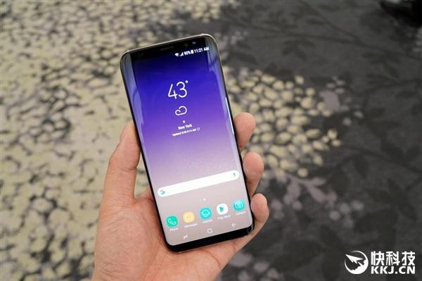 三星Galaxy S8封杀第三方无线快充:大批配件歇菜