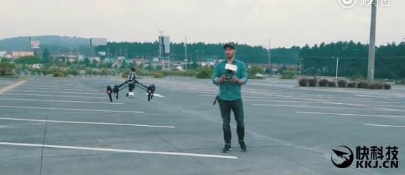 Galaxy S8无人机300米高空跌落测试:结果难以置信