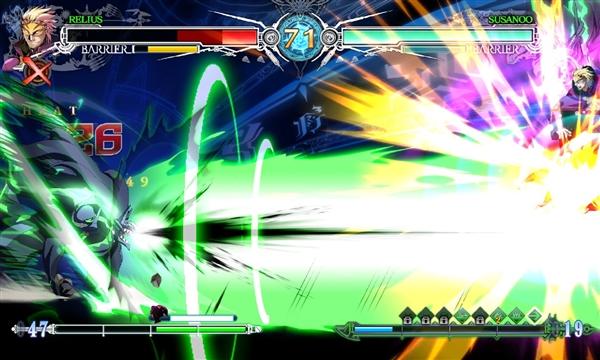 《苍翼默示录:神观之梦》登陆PC