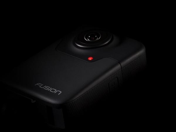 GoPro发布新VR全景相机Fusion 可拍5.2K视频
