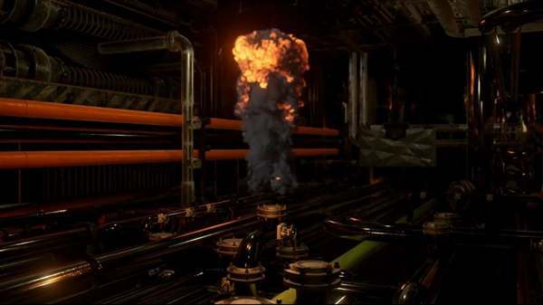 NVIDIA最新DX12特效无限接近真实:真怕被这团火烧到