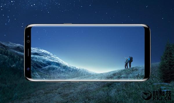 S8火速开卖遇尴尬:屏幕泛红!三星被逼抢修