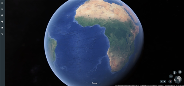 全世界最酷的软件!谷歌地球重磅更新
