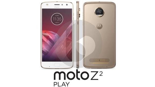 联想Moto Z2 Play曝光:超薄模块化、14nm骁龙660