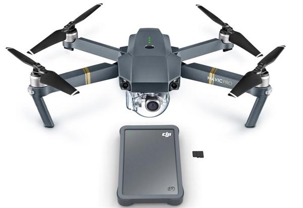 大疆联合希捷发布首款无人机专用2TB硬盘:4K/30fps视频超过60小时