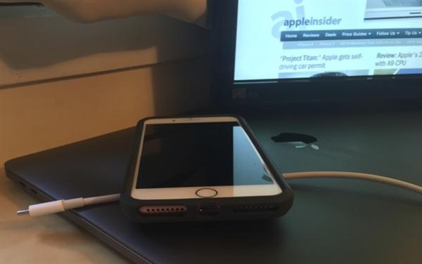 放弃USB-C!iPhone 8依然使用Lightning