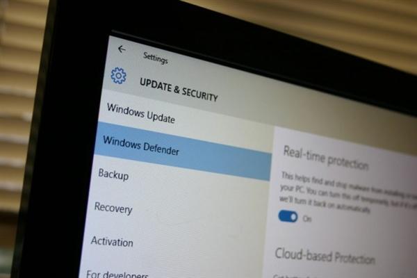 微软发话:Windows 10杀毒软件要优先选它