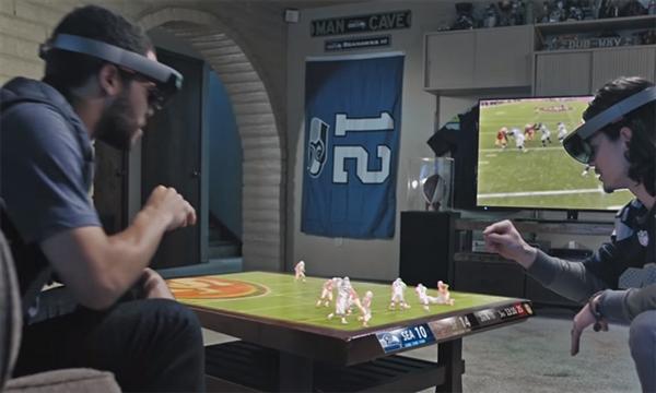 2.3万起!微软混合现实神器HoloLens眼镜国行首发