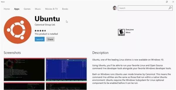 微软大招!三大Linux系统登陆Windows 10:直接安装运行