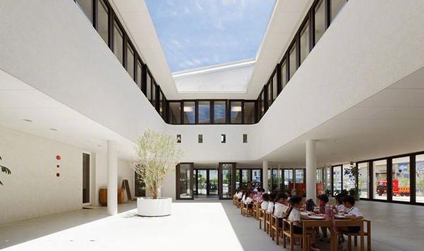 國外網友分享的學校里的創意設計:別人家的學校