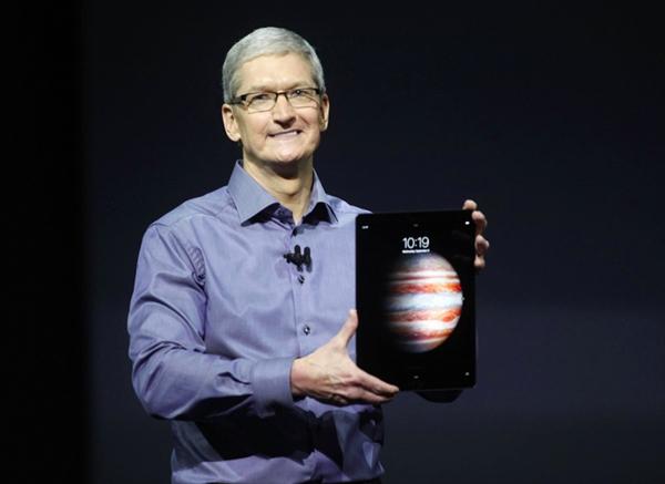 外形大惊喜!苹果10.5寸iPad Pro曝光:下月发
