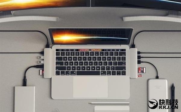 强势扩展Macbook多种接口 Satechi推最新Type-C Pro Hub