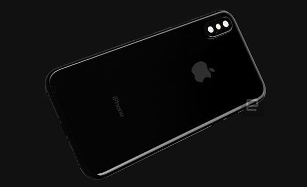 玻璃/无线充电 iPhone 8渲染图曝光:大失所望