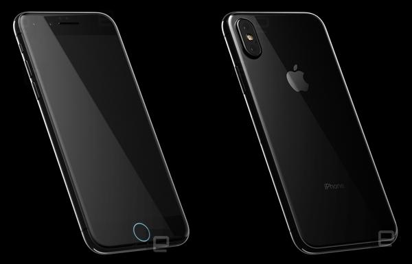 竟是这样!iPhone 8疯狂泄密:心凉半截