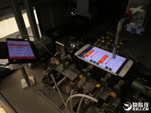 大开眼界!华为神秘2012实验室、P10生产线首曝