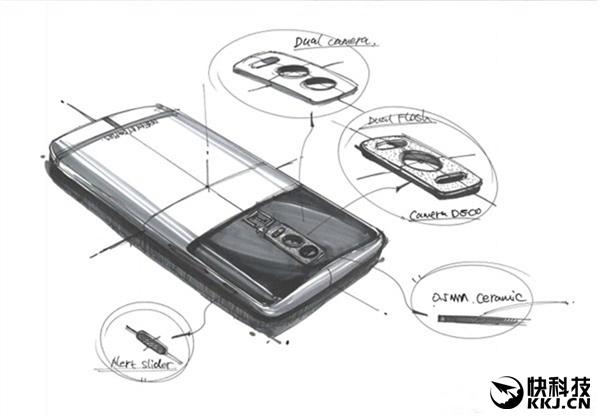 骁龙835+6G!一加5真机首曝:垂直双摄、更圆润