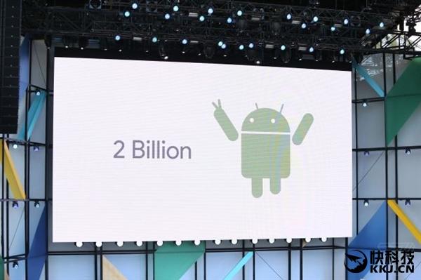 安卓成世界第一大操作系统:激活设备达到20亿台