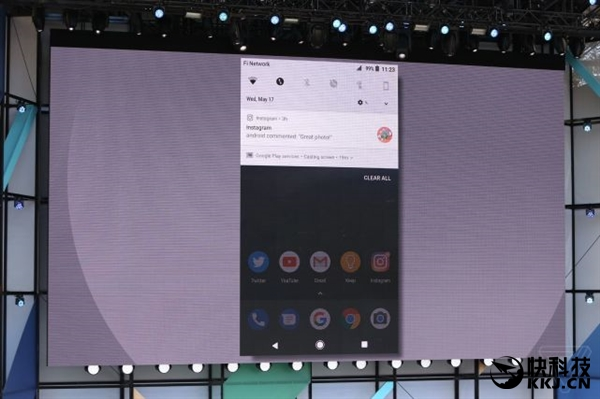 老用户也能更新:谷歌正式发布Android 8.0!