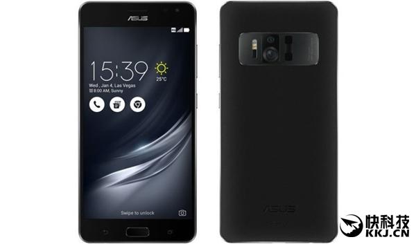 今夏开卖!首款8G内存手机华硕ZenFone AR正式来了