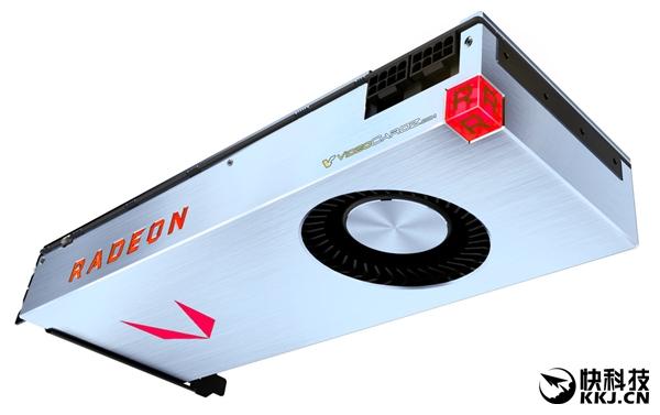 AMD官方确认Vega游戏卡台北发布:性能残暴