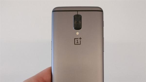 这才是一加手机5?背面很销魂