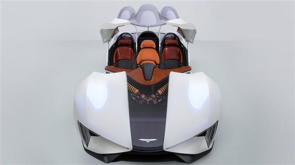 世界首款!中国燃气轮机超跑量产:恐怖1300马力
