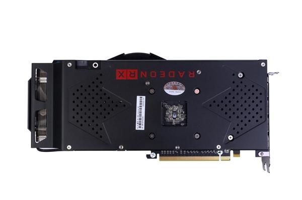 1999元!镭风RX 580 Ustorm 8G显卡首发上市!14nm工艺