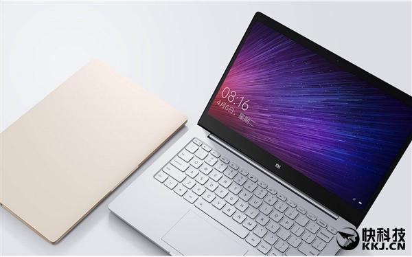 4999元!新版小米笔记本Air发布 大升级