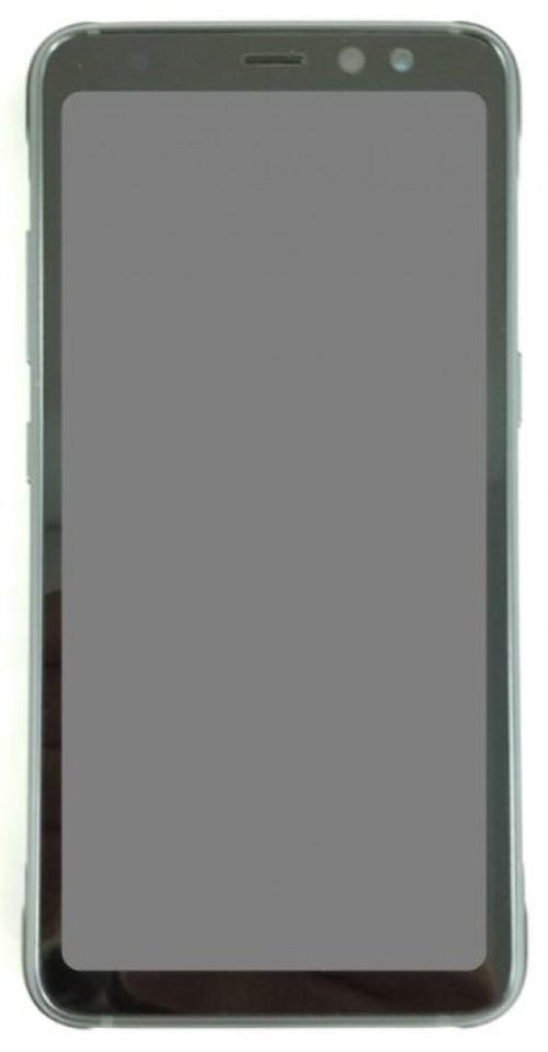 直屏版三星S8 Active现身:骁龙835、军标三防