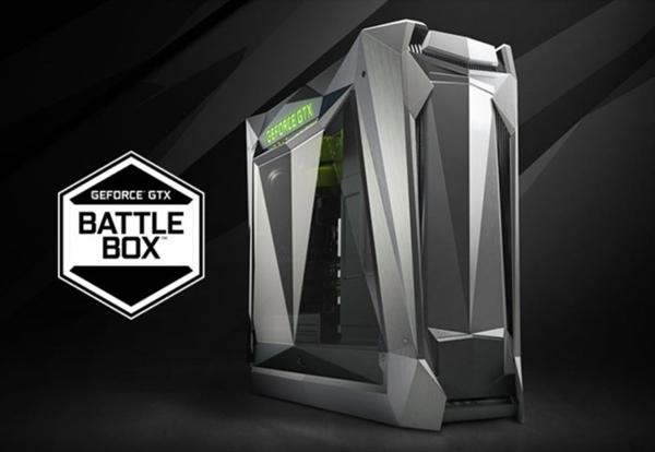 NVIDIA发布全新Battlebox游戏PC:GTX 1080Ti+AMD处理器