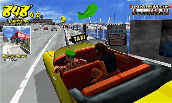 80/90后回忆!经典游戏《疯狂出租车》手机版宣布免费