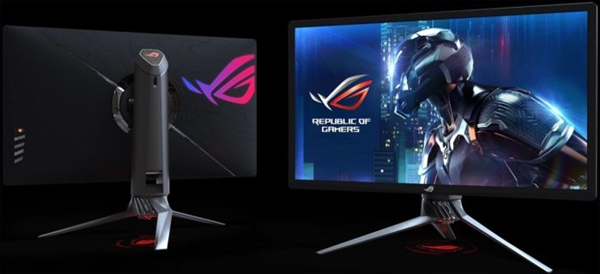 华硕ROG推出顶级曲面游戏显示器ROG Swift PG35VQ!200Hz+HDR